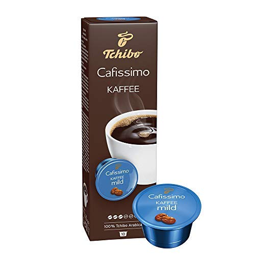 Tchibo Cafissimo Cápsulas de café suave Caffitaly, Gaggia 10 capsulas: Amazon.es: Alimentación y bebidas