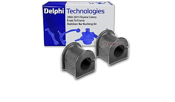 Delphi TD4462W Suspension Stabilizer Bar Bushing Kit For 02-06 Camry ES300 ES330