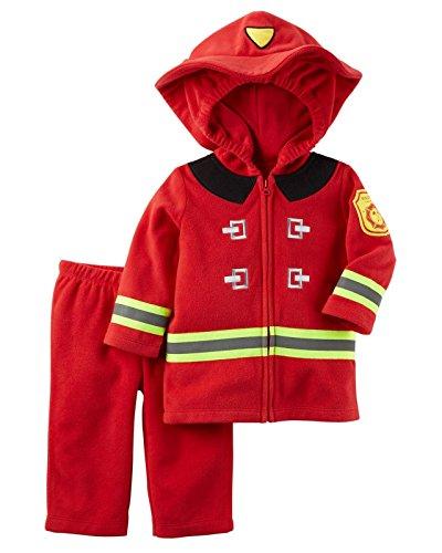 Carte (Fire Ninja Toddler Costume)