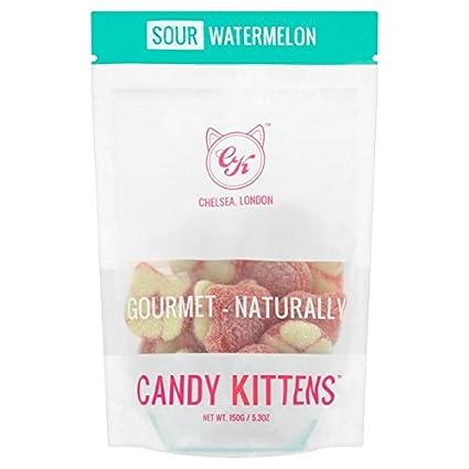 Candy Kittens Sour Watermelon 150g Amazon De Lebensmittel Getranke