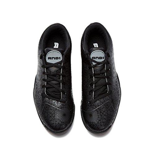 Et1 Chaussure De Basketball Mirage Pour Homme Noir / Argent