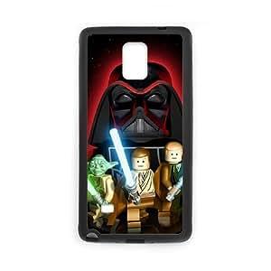 Star Wars Samsung Galaxy Note 4 Cell Phone Case Black ADR