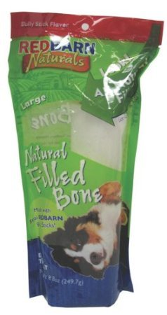 Redbarn Bully Filled Bone, Large , 1-Pack