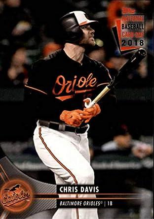 Amazoncom 2018 Topps National Baseball Card Day 1 Chris