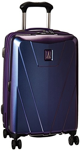"Travelpro Maxlite 4 21"" Hardside Spinner, Dark Purple"