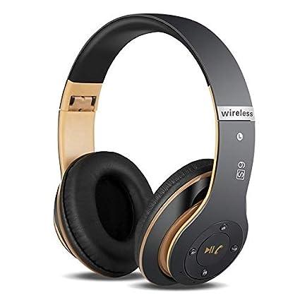 Amazoncom Yigeyi Bluetooth Headset Mp3 Stereo Casque Audio Music