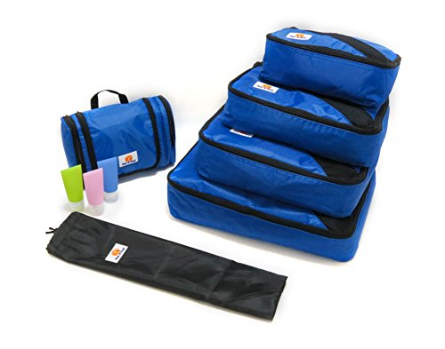 Best Toiletry Bag For Backpacking - 7
