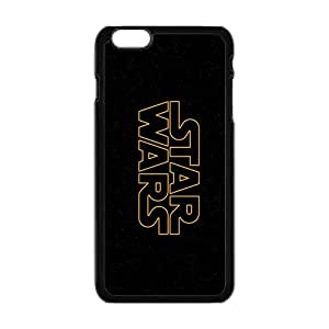 Cool-Benz Star Wars logos black background Phone case for iPhone 6 plus