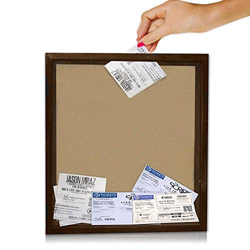 Simply Things Shadow Box with Slot 11 x 12 x 2.5. This top Loading Ticket Box is Great for displaying Precious Mementos. Display Memories from Concerts, Movies, or Even Corks. (tan no Logo)