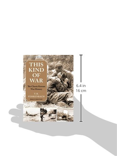 This Kind of War: The Classic Korean War History by Tantor Audio