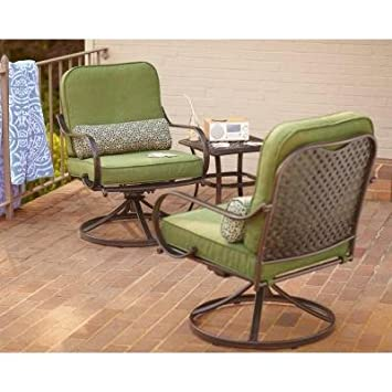Amazon Com Patio Furniture Outdoor Lawn Garden Hampton Bay