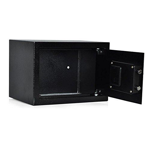 SereneLife Fire Safes | Fireproof Safe | Digital Box Box | Box Steel Drop - Keys