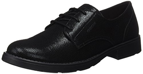 cheap geniue stockist Geox Unisex Adults' Jr Sofia J Derbys Black (Black C9999) 2015 for sale cheap sale best wholesale explore clearance in China FAKOJ2naE