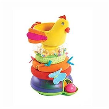 Amazon.com: Tiny Love - Juego de pelota y pila musical, 6 ...