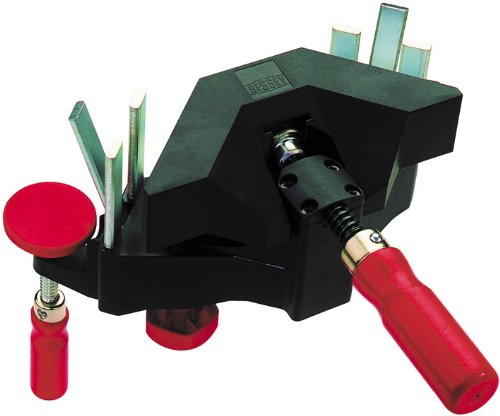 Bessey WTR Angle Door Frame Straightening Clamp 8-30mm,, Black/Red/Silver by Bessey