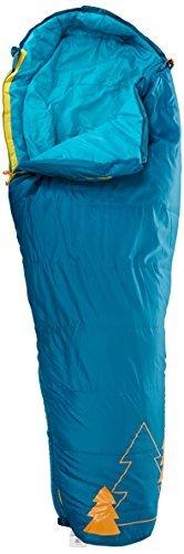 Kelty Boy's Little Tree 3 Season Sleeping Bag - Blue, One Size by Kelty