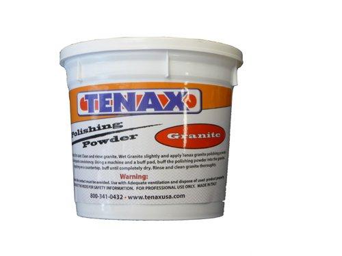 Tenax Granite Polishing Powder / polishing compound 1 kg (2.2 (1kg Powder)