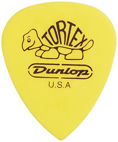 (Dunlop 462P.73 Tortex TIII, Yellow, .73mm, 12/Player's Pack)