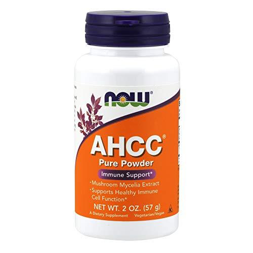 NOW Ahcc 100 Pure Powder, 2-Ounces