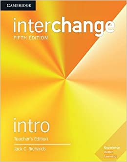 interchange 2 4th edition workbook answer key