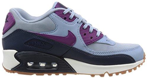 Nike Damen 616730-403 Turnschuhe Blau