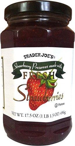 Trader Joe's Strawberry Preserves (Halloween Kraft Dinner)