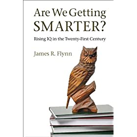 Learn more about the book, Are We Getting Smarter? Rising IQ in the Twenty-First Century