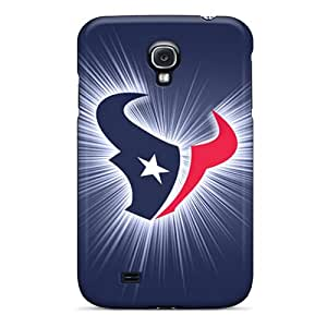 Premium [wuz962Cllm]houston Texans Case For Galaxy S4- Eco-friendly Packaging