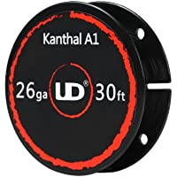 UD Youde–Alambre Kanthal A1–26AWG/0,40mm–10M