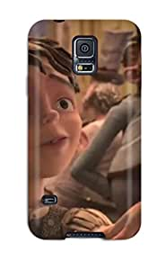 XXUxuVs4607DSnQJ Snap On Case Cover Skin For Galaxy S5(the Boxtrolls )