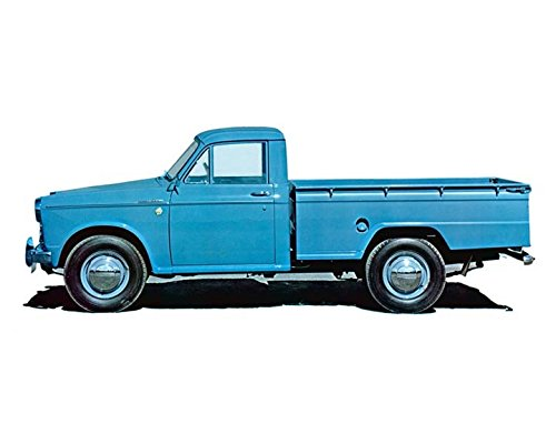 1961 Datsun 1200 320 L320 Pickup Truck Factory Photo