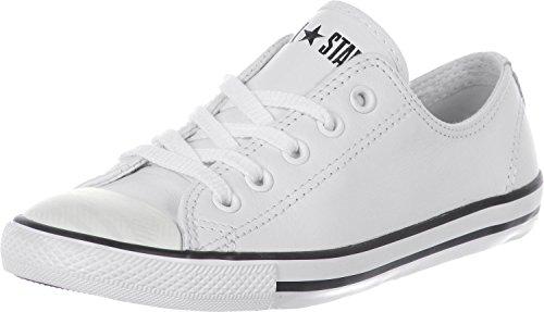 Converse Dames Ct B?uf Chaussures Friandise De Fitness Blk Blanc
