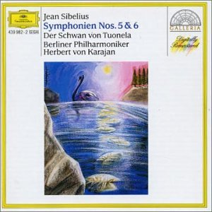Sibelius: Symphonies Nos. 5 & 6, Swan of Tuonela (Sibelius Symphony 5 Karajan compare prices)