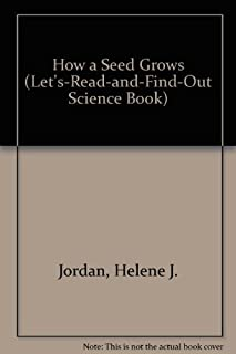 product image for How a Seed Grows (Let'S-Read-And-Find-Out Science Book)