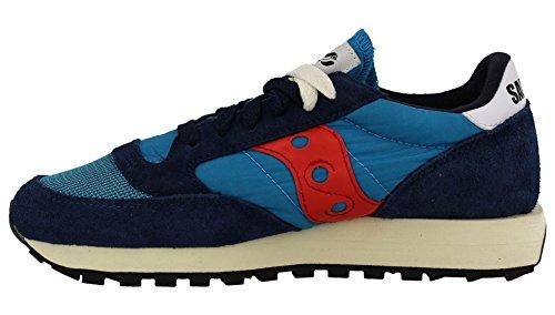 Sneaker Saucony Jazz Original Vintage 40 Blue