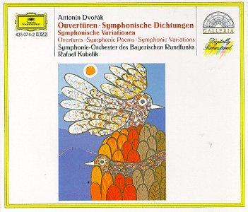 Dvorak: Overtures / Symphonic Poems / Symphonic Variations by Deutsche Grammophon