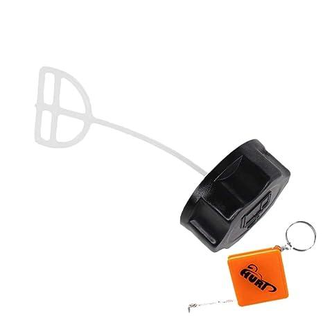 Gummitülle Dichtung passend für Benzintank NEMAXX MT 22 Freischneider