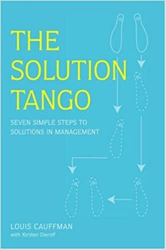 Getting Started: A Solutions Book (Solution Books 1)