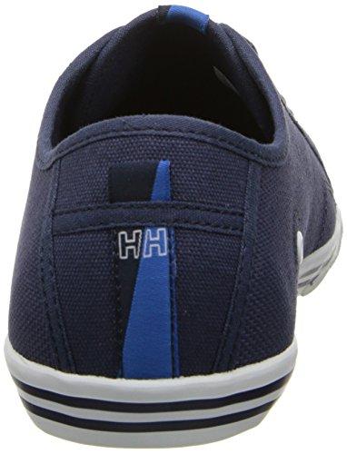 Azul de Oslofjord Lona Hansen Mujer para Helly Zapatillas FxaT0pp