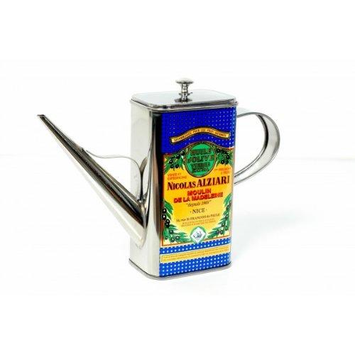 (Nicolas Alziari Watering Can Olive Oil Cruet)