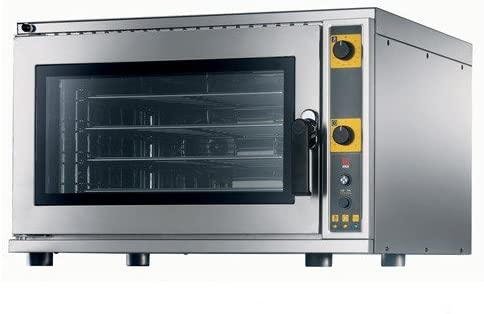 Ventilador horno de aire caliente horno 6, 4 kW laterales de ...