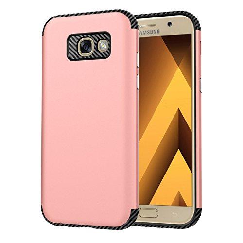 Slim Shockproof Case for Samsung Galaxy A5 (Pink) - 5