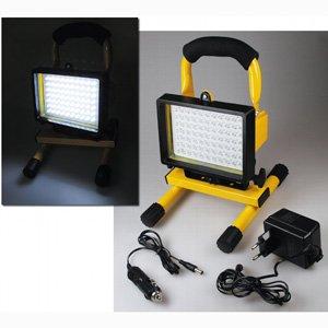 Chaine Informatique Lampe Portative Projecteur De Chantier 70 Leds