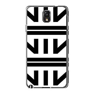 Best Hard Cell-phone Cases For Samsung Galaxy Note3 (ItQ12720GBfI) Provide Private Custom Trendy Nine Inch Nails Band Skin