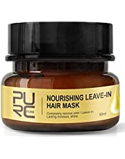 PURC Nourishing Leave-In Hair Mask Completely remove odor Lasting moisture shine Hair Treatment