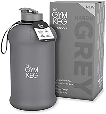 The Gym Keg + Exclusive Sleeve – New 2018 Design