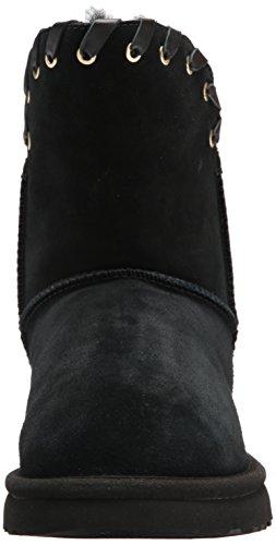 Blk Mujer Negro Black de Aidah W UGG para Botas Nieve Australia vOHWxUg