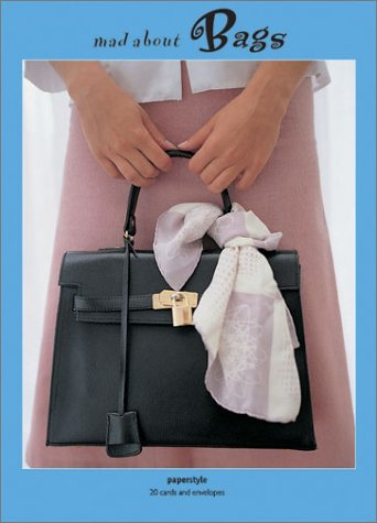 Mad About Bags (Paperstyle Stationary) pdf epub