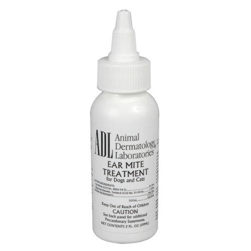 Ear Mite Treatment Otic 2 oz, My Pet Supplies
