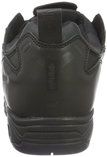 Globe Ct-iv Dlx - Zapatillas Hombre Negro (Black Leather)